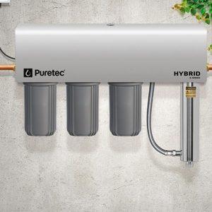 Puretec Hybrid G12 Filtration System