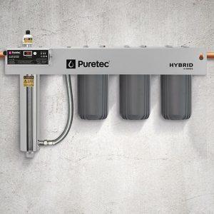 Puretec Hybrid R10 Filtration System