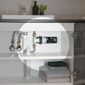 PureMix Z2 Inline Water Filter System
