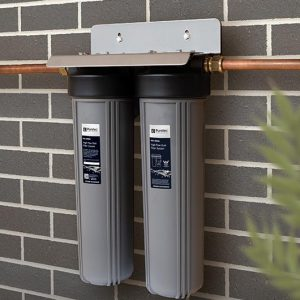 Puretec Whole House Dual Water Filter System